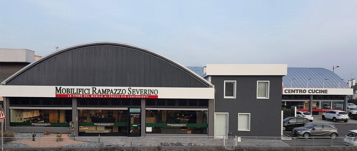 Cadoneghe Showroom punto vendita di Mobilifici Rampazzo