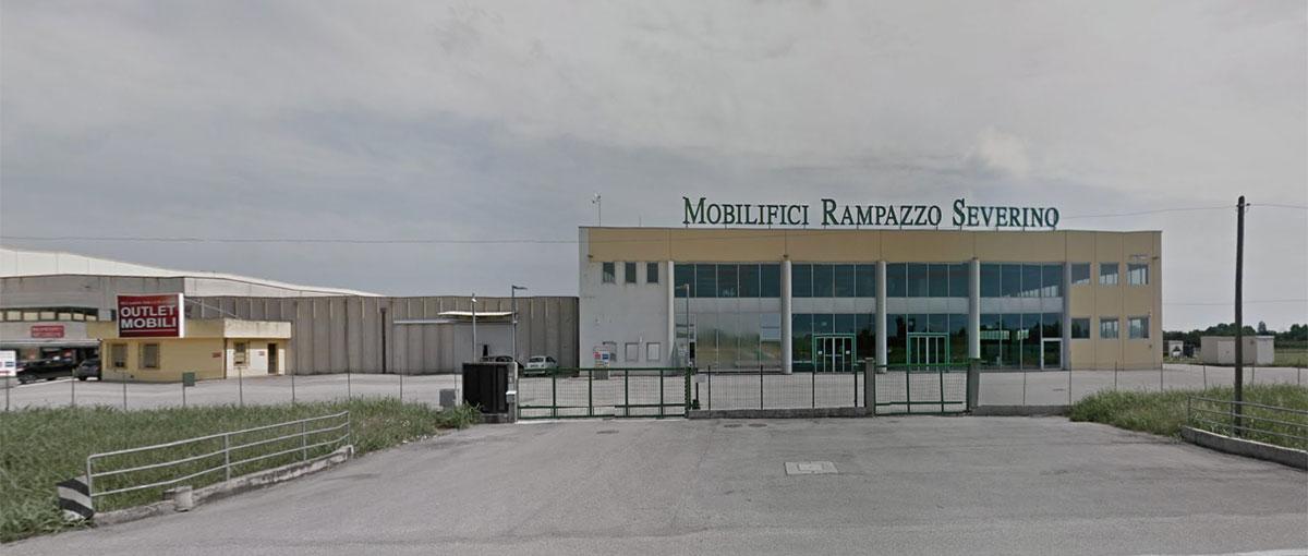 Codevigo Outlet punto vendita di Mobilifici Rampazzo
