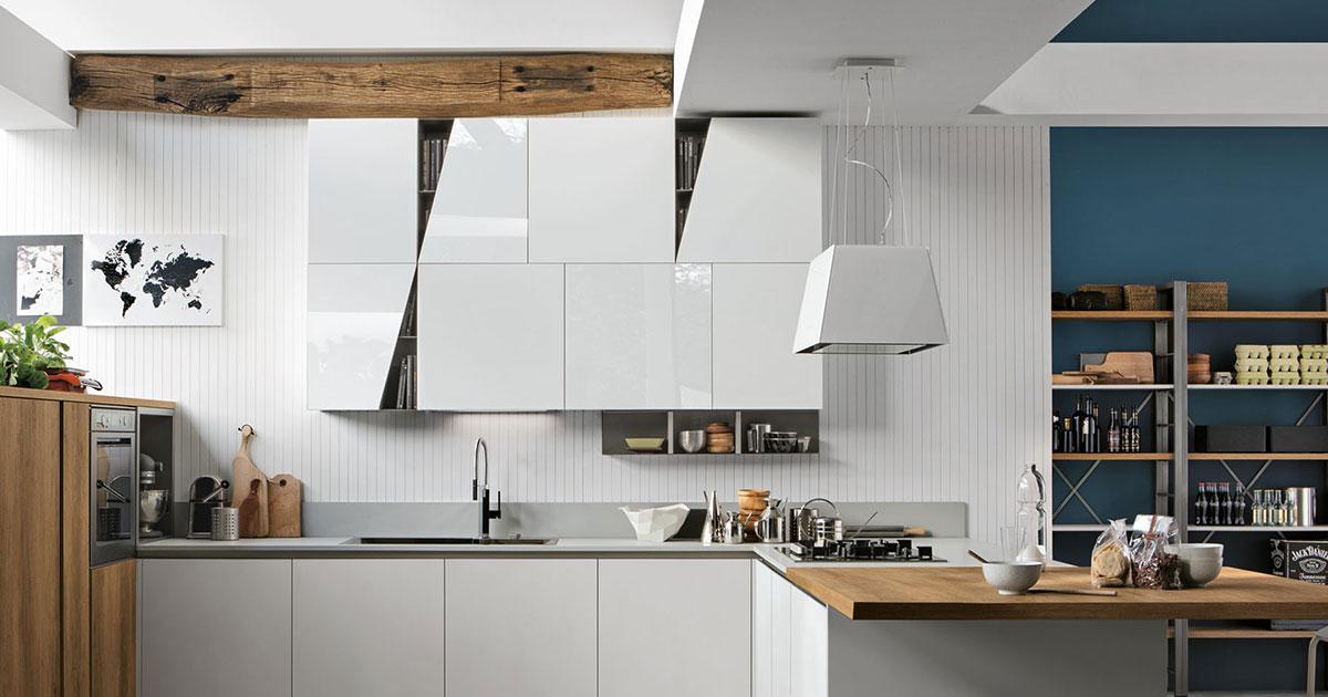 Top cucine in legno