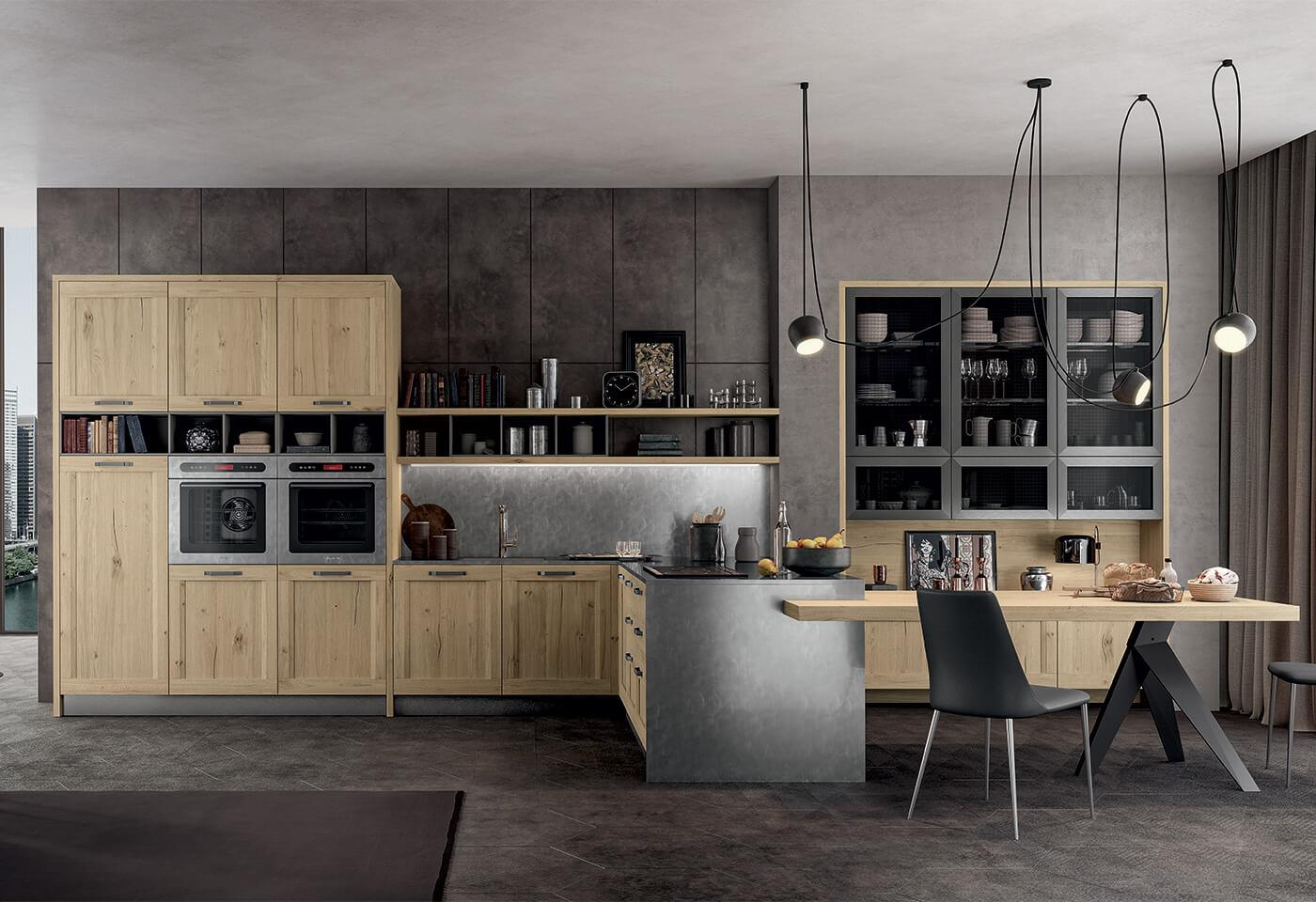 ASIA - Arredo 3 - Cucina moderna