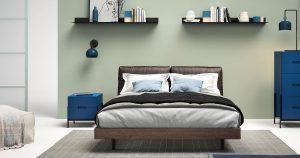 Camere da letto con letto matrimoniale Mobilifici Rampazzo