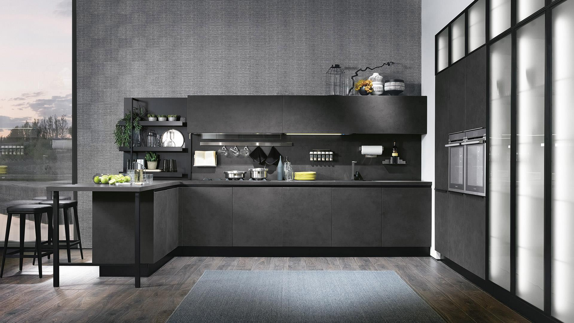 CLOVER - Lube Cucine - Cucina moderna