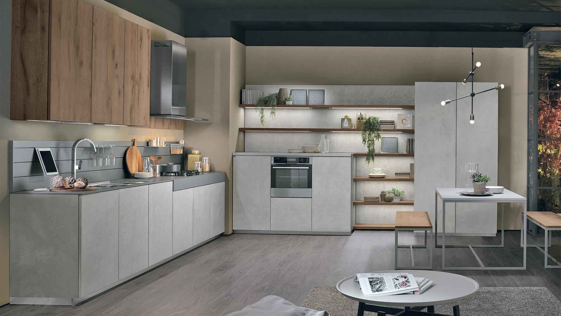 OLTRE - Lube Cucine - Cucina moderna