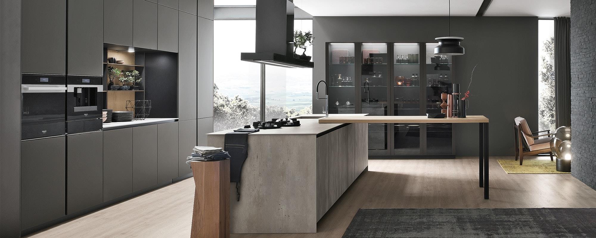 Aliant stosa cucina moderna for Stosa cucine verona