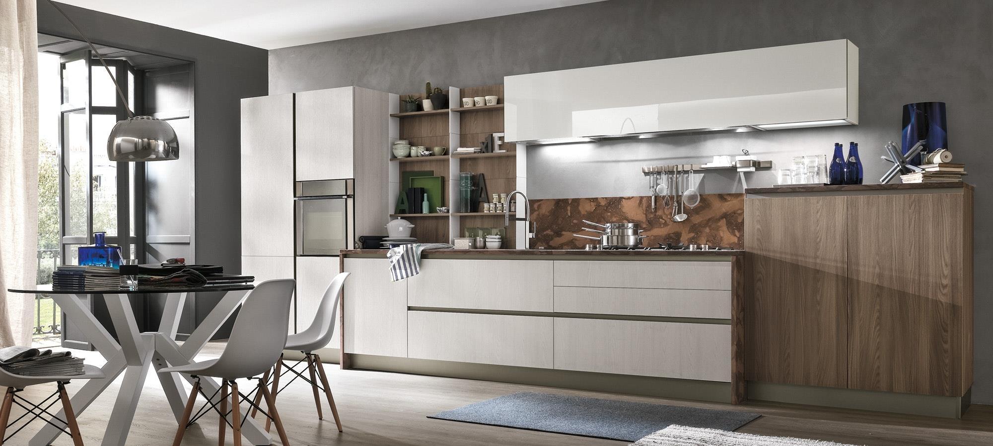 Infinity Stosa Cucina Moderna
