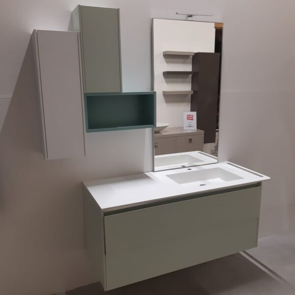 BAGNO ELY Laccato