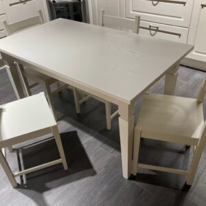 Tavolo +  4 sedie Agnese