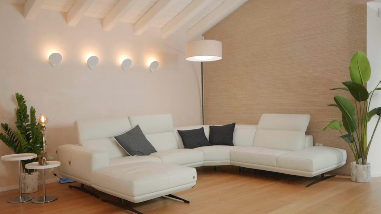 soggiorno moderno open space